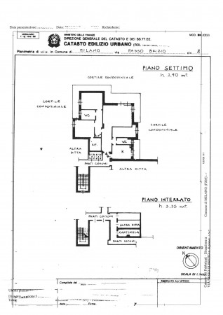 Appartamento in vendita a Milano, San Siro, Con giardino, 150 mq - Foto 2