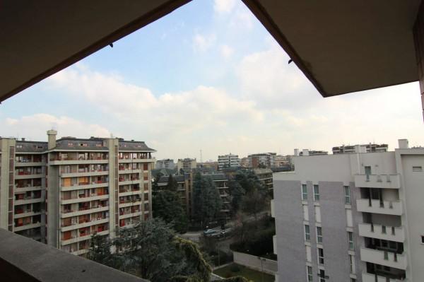 Appartamento in vendita a Milano, San Siro, Con giardino, 150 mq - Foto 6