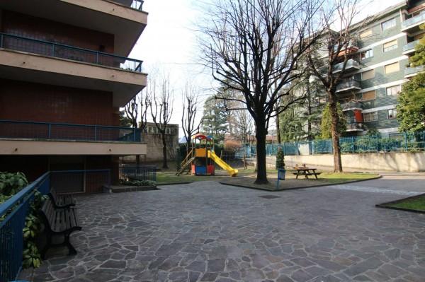 Appartamento in vendita a Milano, San Siro, Con giardino, 150 mq - Foto 4