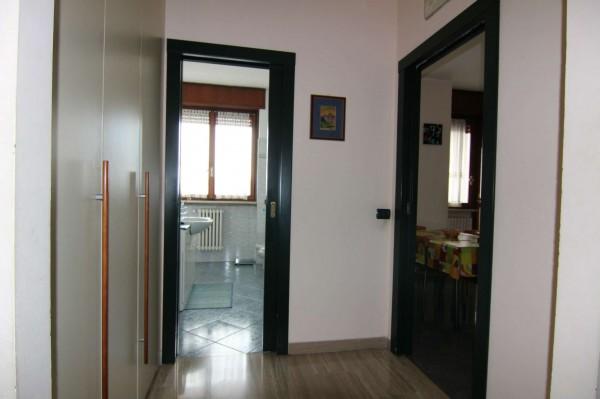 Appartamento in vendita a Milano, San Siro, Con giardino, 150 mq - Foto 16