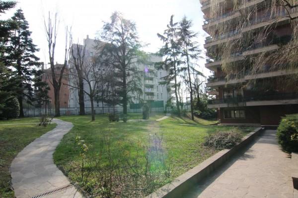 Appartamento in vendita a Milano, San Siro, Con giardino, 150 mq - Foto 3
