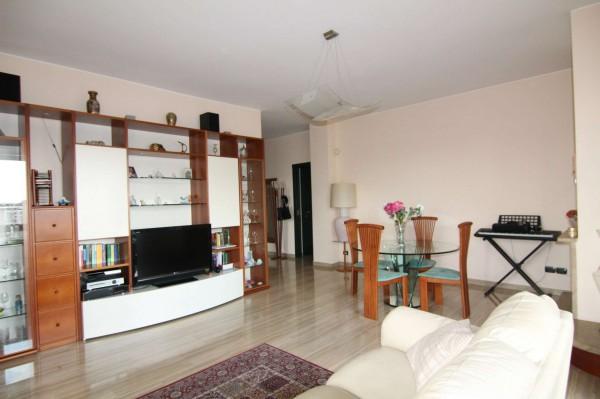 Appartamento in vendita a Milano, San Siro, Con giardino, 150 mq - Foto 22
