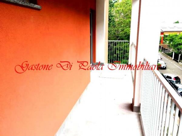 Appartamento in vendita a Milano, Precotto, Con giardino, 72 mq - Foto 19