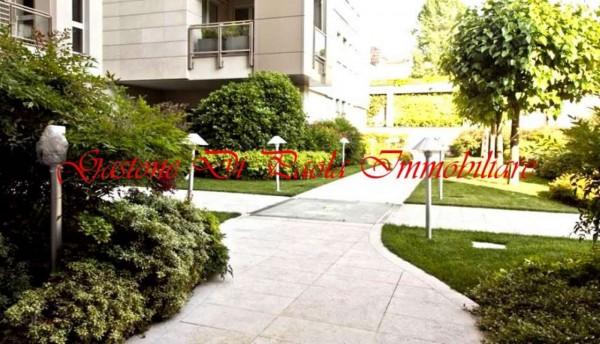 Appartamento in affitto a Milano, Isola, Arredato, con giardino, 145 mq - Foto 15