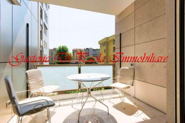 Appartamento in affitto a Milano, Isola, Arredato, con giardino, 145 mq - Foto 5