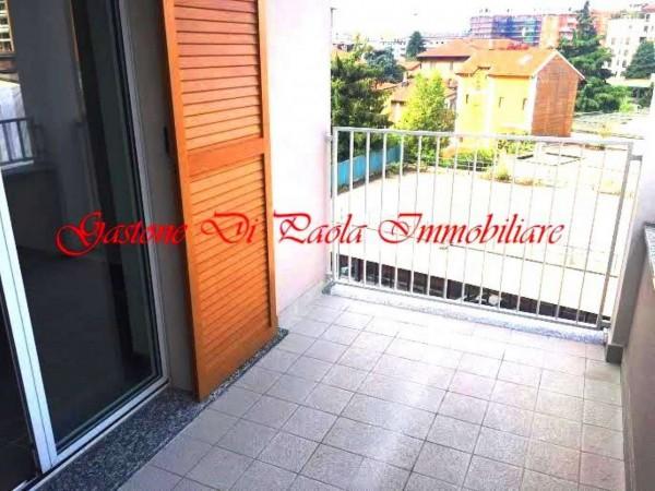 Appartamento in vendita a Milano, Precotto, Con giardino, 90 mq - Foto 17