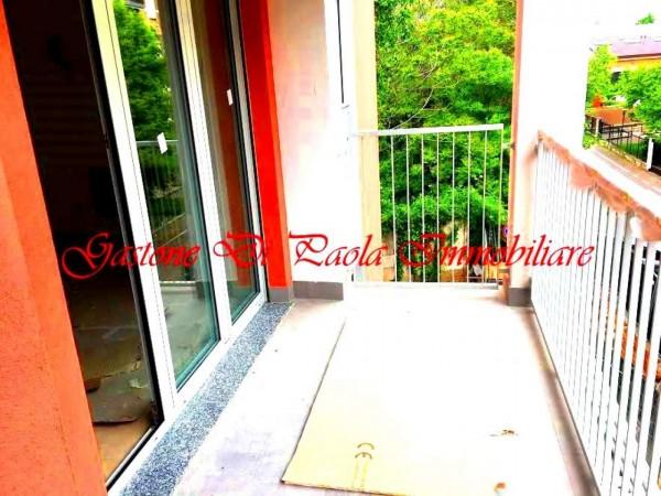 Appartamento in vendita a Milano, Precotto, Con giardino, 90 mq - Foto 12