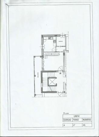 Appartamento in vendita a Milano, Precotto, Con giardino, 90 mq - Foto 3