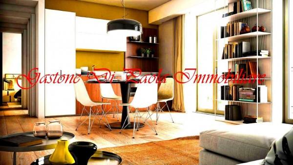 Appartamento in vendita a Milano, Precotto, Con giardino, 90 mq - Foto 19