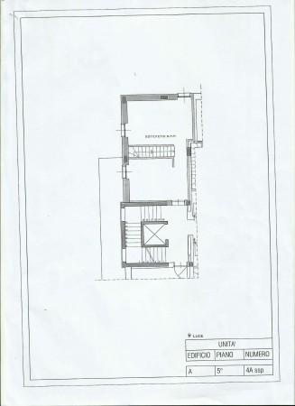 Appartamento in vendita a Milano, Precotto, Con giardino, 90 mq - Foto 2