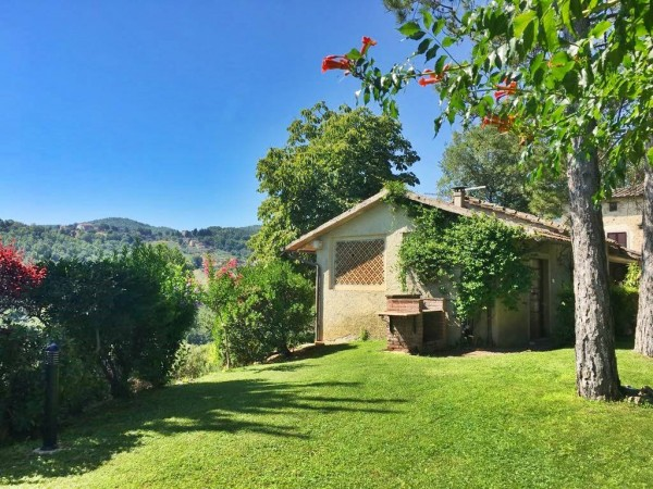 Villa in vendita a Monterchi, Borgacciano, Con giardino, 500 mq