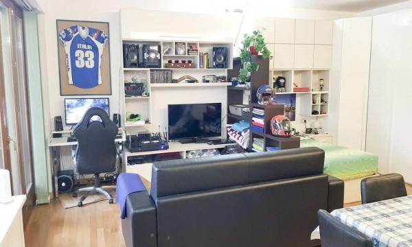 Appartamento in affitto a Milano, Bovisa, Arredato, 45 mq
