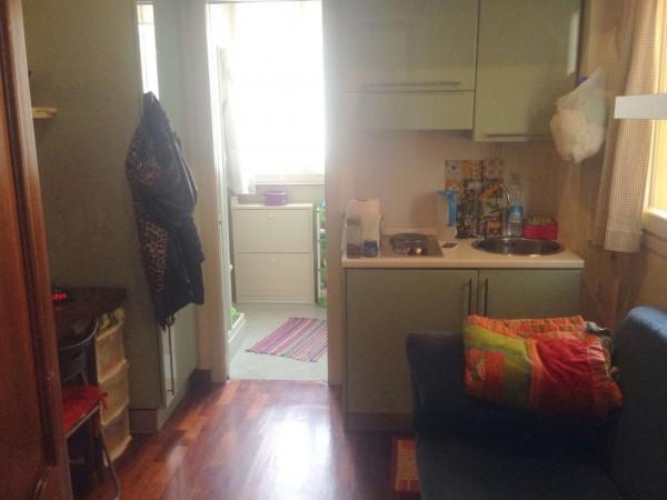Appartamento in affitto a Milano, Susa, Arredato, con giardino, 25 mq