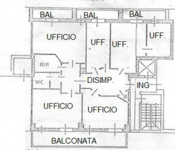 Appartamento in affitto a Milano, Bocconi, Arredato, con giardino, 140 mq - Foto 2