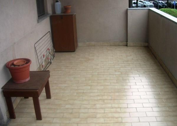 Appartamento in affitto a Bernareggio, Con giardino, 115 mq - Foto 5