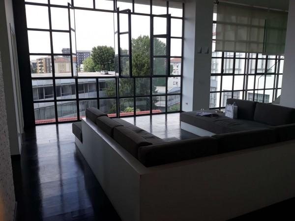 Appartamento in vendita a Milano, Arredato, con giardino, 140 mq - Foto 45