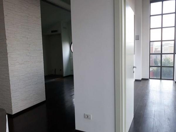 Appartamento in vendita a Milano, Arredato, con giardino, 140 mq - Foto 33