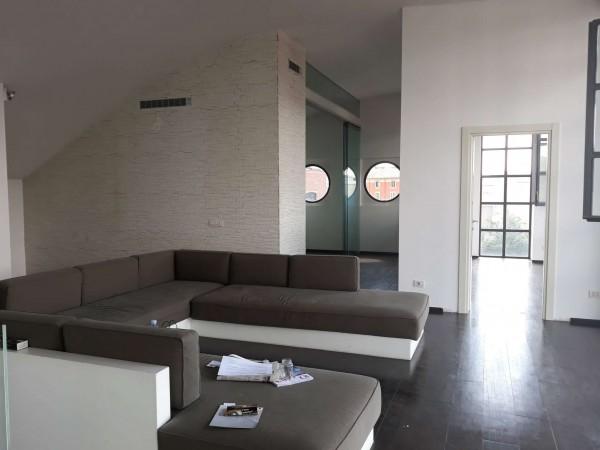 Appartamento in vendita a Milano, Arredato, con giardino, 140 mq - Foto 22