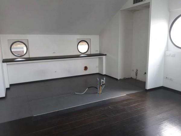 Appartamento in vendita a Milano, Arredato, con giardino, 140 mq - Foto 42