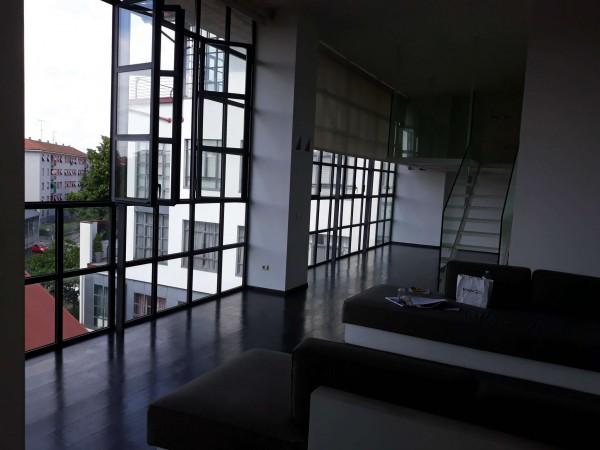 Appartamento in vendita a Milano, Arredato, con giardino, 140 mq - Foto 46