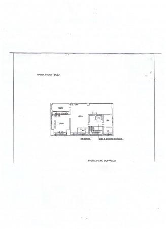 Appartamento in vendita a Milano, Arredato, con giardino, 140 mq - Foto 51