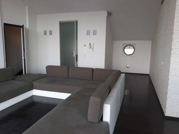 Appartamento in vendita a Milano, Arredato, con giardino, 140 mq - Foto 26