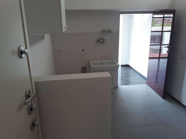 Appartamento in vendita a Milano, Arredato, con giardino, 140 mq - Foto 18