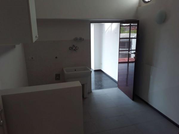 Appartamento in vendita a Milano, Arredato, con giardino, 140 mq - Foto 12