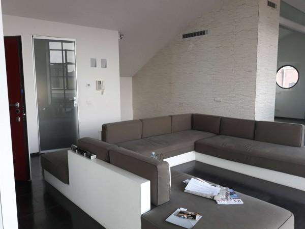 Appartamento in vendita a Milano, Arredato, con giardino, 140 mq - Foto 21