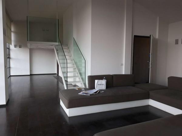 Appartamento in vendita a Milano, Arredato, con giardino, 140 mq - Foto 25