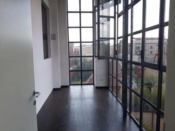 Appartamento in vendita a Milano, Arredato, con giardino, 140 mq - Foto 49