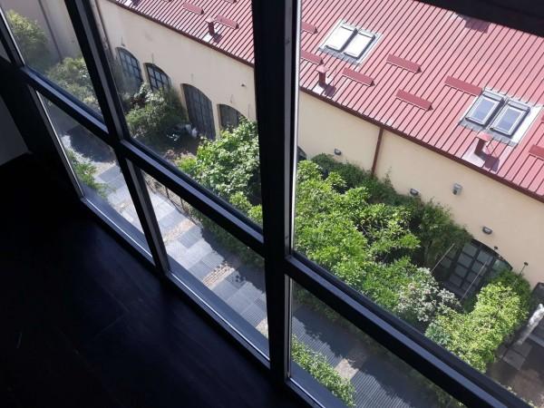 Appartamento in vendita a Milano, Arredato, con giardino, 140 mq - Foto 43