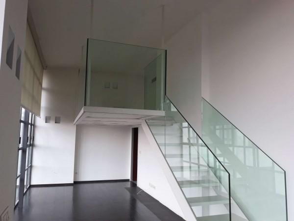 Appartamento in vendita a Milano, Arredato, con giardino, 140 mq - Foto 50