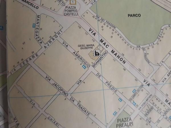Appartamento in vendita a Milano, Arredato, con giardino, 140 mq - Foto 2