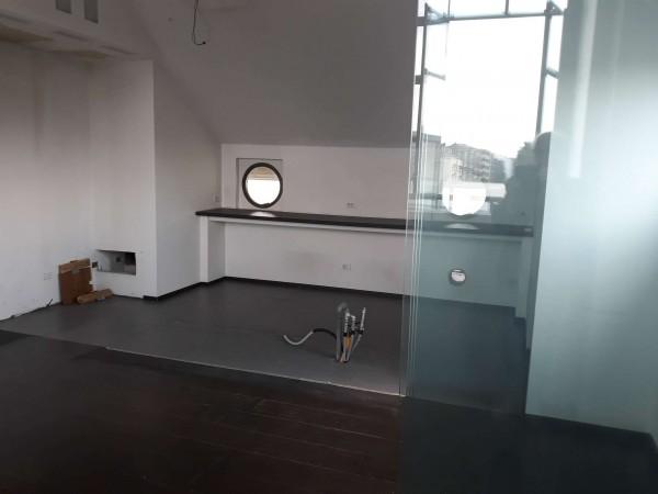 Appartamento in vendita a Milano, Arredato, con giardino, 140 mq - Foto 38