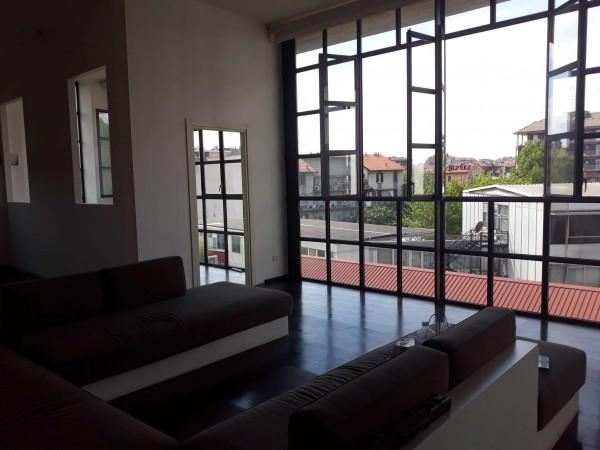 Appartamento in vendita a Milano, Arredato, con giardino, 140 mq - Foto 13