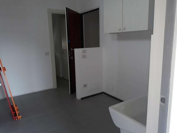 Appartamento in vendita a Milano, Arredato, con giardino, 140 mq - Foto 20