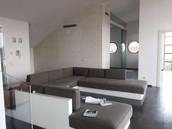 Appartamento in vendita a Milano, Arredato, con giardino, 140 mq - Foto 23