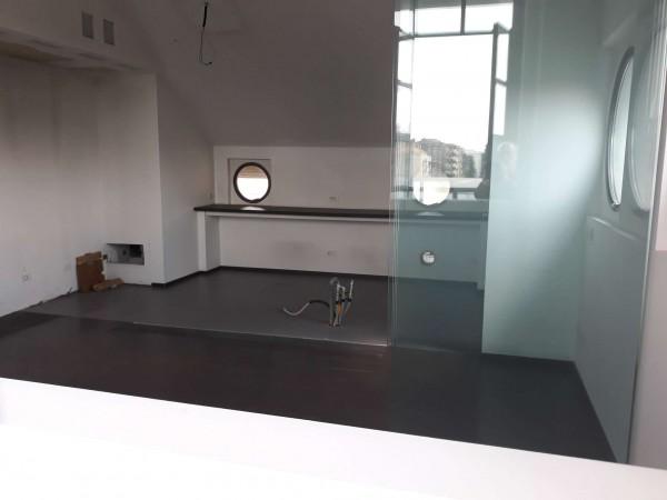 Appartamento in vendita a Milano, Arredato, con giardino, 140 mq - Foto 28
