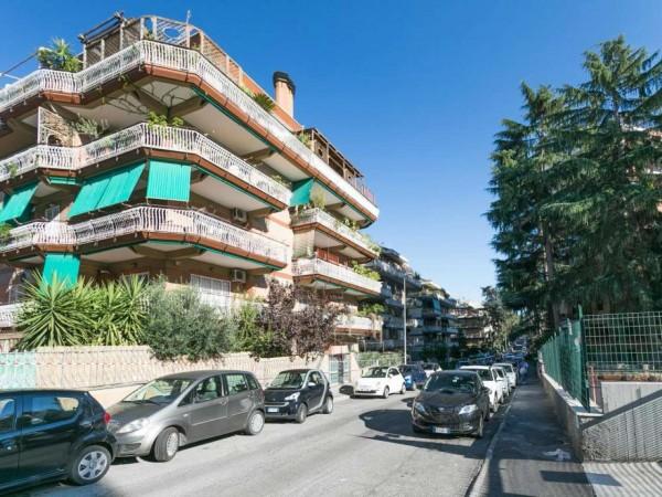 Appartamento in vendita a Roma, Talenti, Con giardino, 200 mq - Foto 2