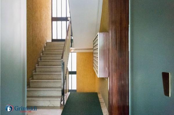 Appartamento in vendita a Milano, Con giardino, 55 mq - Foto 5