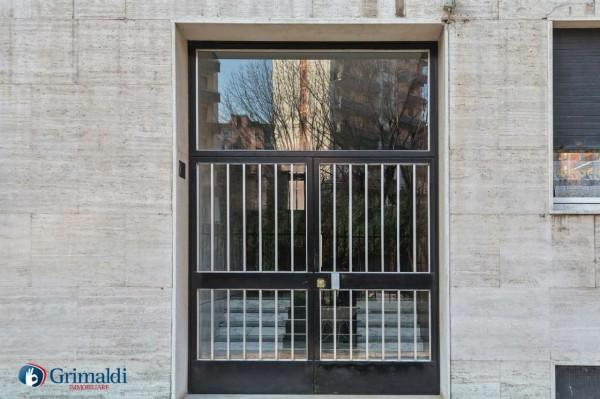Appartamento in vendita a Milano, Con giardino, 55 mq - Foto 8