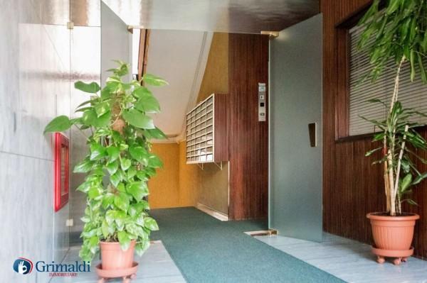 Appartamento in vendita a Milano, Con giardino, 55 mq - Foto 24