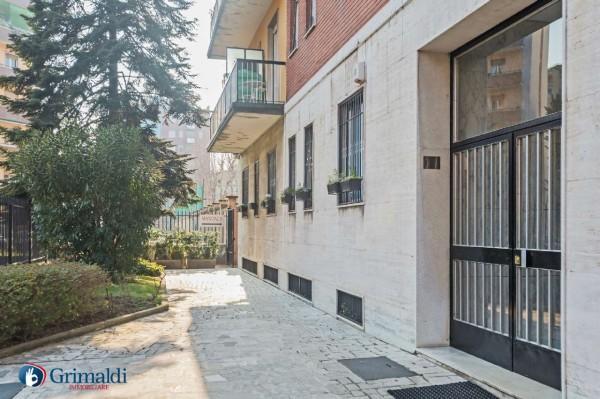Appartamento in vendita a Milano, Con giardino, 55 mq - Foto 6