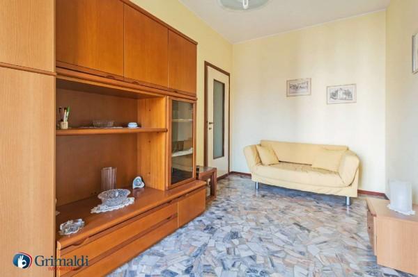 Appartamento in vendita a Milano, Con giardino, 55 mq - Foto 22