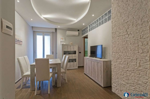 Appartamento in vendita a Milano, Con giardino, 115 mq - Foto 36