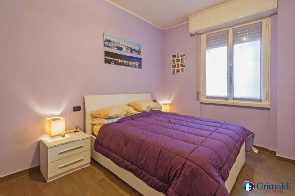Appartamento in vendita a Milano, Con giardino, 115 mq - Foto 13