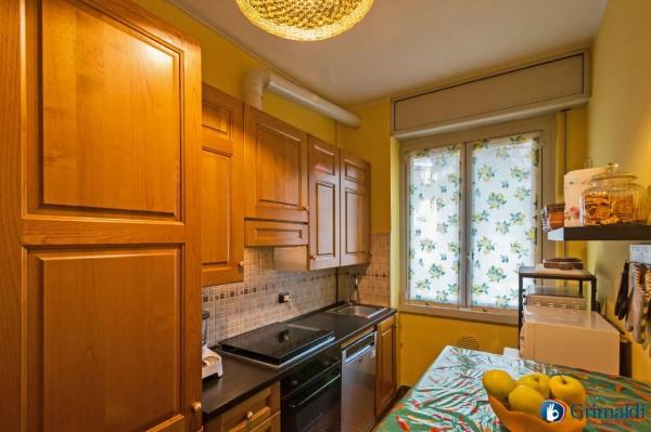 Appartamento in vendita a Milano, Con giardino, 115 mq - Foto 22