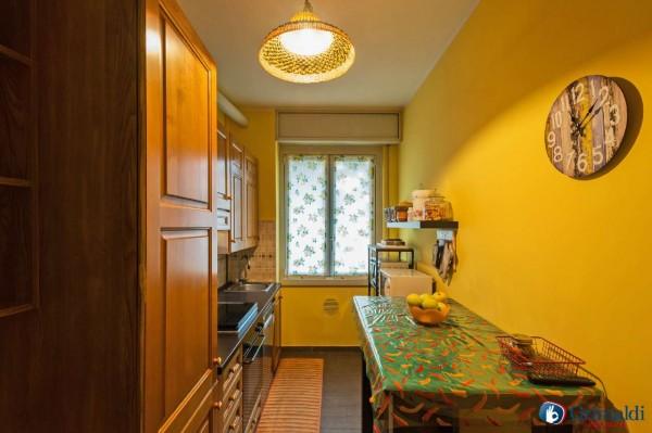 Appartamento in vendita a Milano, Con giardino, 115 mq - Foto 21