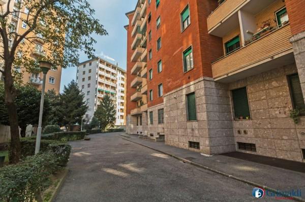Appartamento in vendita a Milano, Con giardino, 115 mq - Foto 32